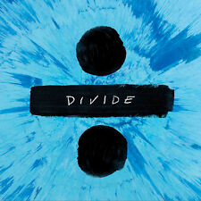 ED SHEERAN DIVIDE DELUXE (÷) CD Full 16 Music Track Version CD Album New