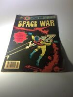 Space War Comic Book #33, Charlton Group Comics 1979