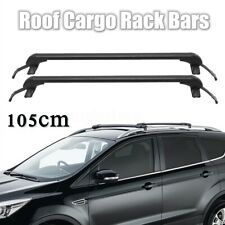 "41''-49"" Aluminum Top Roof Rack Cross Bar Luggage Carrier For Car 4DR/ 5DR SUV"