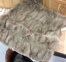 Pottery Barn Faux Fur Gray Home Décor Pillows For Sale Ebay