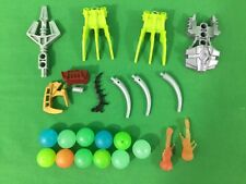 LEGO Bionicle Bulk Lot 11 Zamor Sphere Balls And Misc Parts