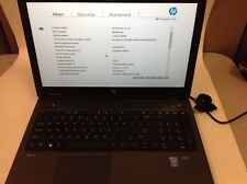 HP ZBook 15 G2 Laptop Core i7-4810MQ @2.80GHz 16GB Ram No OS OR HDD WB