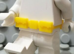 LEGO New Super Heroes Batman Yellow Utility Belt Minifigue Waist Accessory