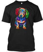 Dachshunds Lover Hanes Tagless Tee T-Shirt