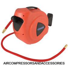 "CONAH AIR & WATER RETRACTABLE HOSE REEL 3/8"" X10m ZA04-10B"