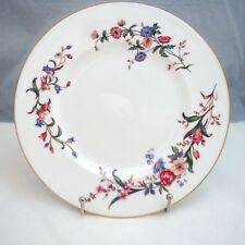 Wedgwood Bone Devon Sprays W4076 Salad Plate(s) 8""