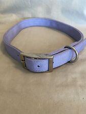 """Sunland 24"""" Dog Collar Lilac"""