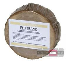 Mike Sanders Korrosionsschutzfett Fettband 50mm x 10m für Blattfedern (1,25€/m)