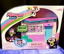 NEW Cartoon Network The Powerpuff Girls Mojo Jojo Jewelry Store Heist Playset
