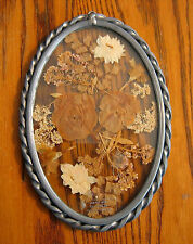 Stained Glass Dried Flowers Made In Usa by Linda of Colorado