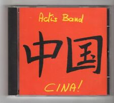 (HA46) Actis Band, Cina! - 2007 CD