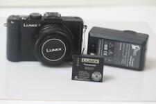 Panasonic LUMIX DMC-LX7 10.1MP Digital Camera - BLACK -