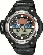 Reloj Casio Proteck modelo Sgw-400h-1bver