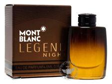 100% Authentic Perfume Mini~ Mont Blanc Legend Night 4.5ml Eau De Parfum