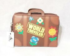 Disney Parks It'S A Small World World Traveler Mini Luggage Case Good Bye Ciao