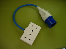 2-Gang Electrical Adapters Home