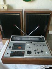 Sony CF-620 Stereo Cassette/Radio AM-FM Anni 70 Japan.Non funzionante