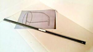Guida canalino vetro scendente porta sinistra + pattino Fiat Doblo' 2000/2009