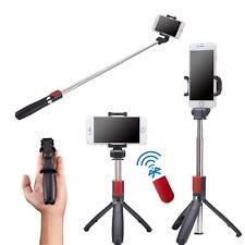 Karamy 2 IN 1 Bâton Selfie Trépied Avec Acier Inoxydable Pole - Quatre Options
