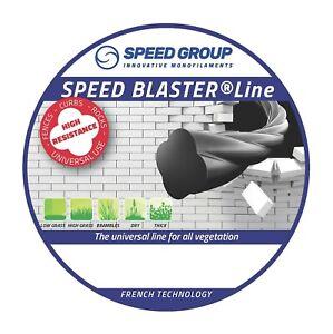 Speed Blaster 3.3mm Trimmer Line x100 Uniclik Whipper Snipper Brush Cutter
