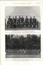 1903 3rd Somerset Light Infantry 1st Vb Gloucester Somerset Bearer Company