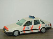 Volvo 440 GL 1990 Rijkspolitie - AHC Models 1:43 *42342