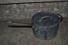 #8704½ Commercial Aluminum Cookware Co Toledo, OH 4½ Qt Calphalon Saucepan w/Lid