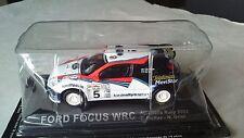 1/43 FORD FOCUS WRC ACROPOLIS RALLY 2002 DEAGOSTINI ALTAYA IXO IST