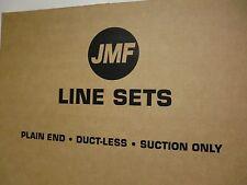 JMF Line Sets 3/8 x 3/4 x 3/8 x 50 PE Line Set 50 PE Straight End Line Set 08289