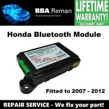 Honda Bluetooth Hands Free Telephone Module Repair Service