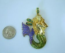 Kirks Folly Misty Mermaid Magnetic Enhancer   Antique Gold Finish