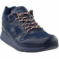 Diadora V7000 USA  Casual Running Outdoor Sneakers - Navy - Mens