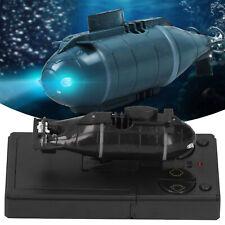 6-Kanal 2.4G RC U-Boot Ferngesteuertes Boot Underwater Submarine Tauchspielzeug