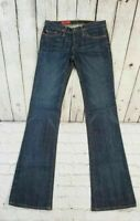AG Adriano Goldschmied The Angel Boot Cut Jeans Blue Women's Size 25R