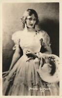 VINTAGE REAL PHOTO DOLORES COSTELLO POSTCARD - GRANDMOTHER of DREW BARRYMORE