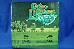 EASY LISTENING COUNTRY 8 LP RECORD BOX SET READERS DIGEST