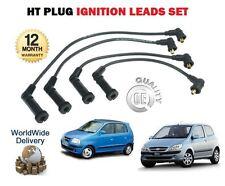 Pour Hyundai Amica Atos Getz Kia Picanto 1.0 1.1 2000 - > HT Ignition Leads Set