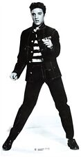 Elvis Presley The King Jailhouse Rocks Cardboard Cutout 179cm Tall-At your party