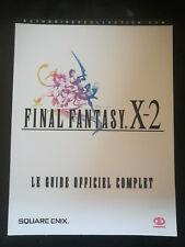 Final Fantasy X-2 Le guide officiel complet