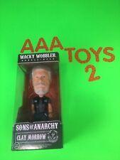 SONS OF ANARCHY~Clay Marrow~Wacky Wobbler Bobblehead~NEW in Box