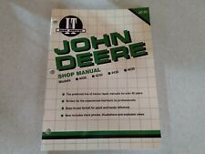 Jd-60 I&T Shop Manual For John Deere 4055 4255 4455 4755 4955