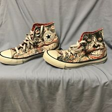 Converse The Joker Chuck Taylor Sneakers Shoes DC COMICS 146782F Men 6, Wom 8