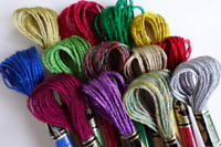 DMC LIGHT EFFECTS Embroidery Threads Pick Your Own Colours **FREE P&P**