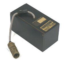 USED ACCU-CODER 755A-HD INCREMENTAL SHAFT ENCODER 0500CPR, 5/28VDC, 755AHD