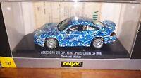 Onyx 1/43 Porsche 911 GT3 Cup #5 Pirelli Carrera Cup 1999 XCL026