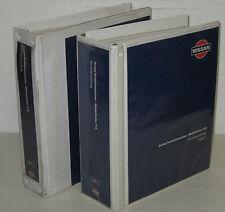 Werkstatthandbuch Nissan Sunny Kombi Y10 / Y 10 Wartungsanleitung 2 Bände 1990!