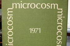College Yearbook Dickinson College Carlisle Pennsylvania Microcosm 1971