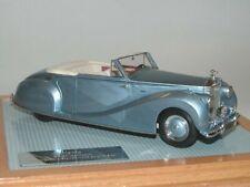Ilario 43070 1948 Rolls Royce Silver Wraith Convertible Franay snLWAB63 1/43