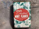 Vintage 1940 Little's Mint Flakes Tin