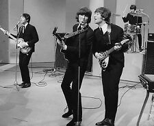 THE BEATLES ED SULLIVAN SHOW 8X10 GLOSSY PHOTO PICTURE IMAGE #2